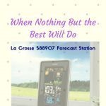 La Crosse S88907 Forecast Station