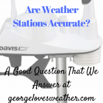 Are Weather Stations Accurate