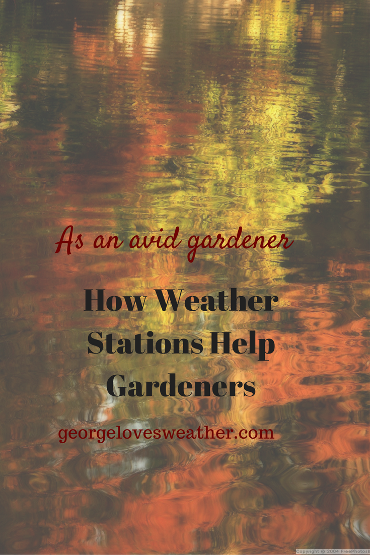 How Weather Stations Help Gardeners