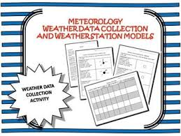 weather data collectors