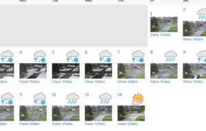 webcam videos by date