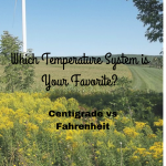 Centigrade vs Fahrenheit