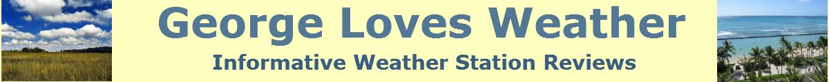 George Loves Weather