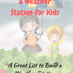 Instruments to Build a Weather Station for Kids