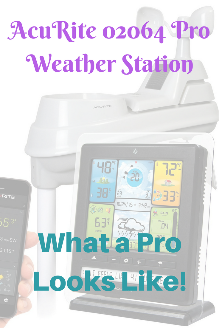 AcuRite 02064 Pro Weather Station-An Exhaustive Review