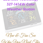 LaCrosse Technology 327-1414W Color Weather Station