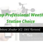Ambient WS-2902 Pro Weather Station