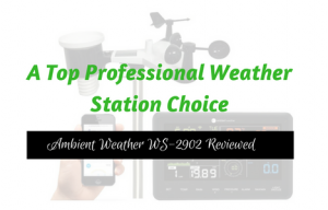 Ambient Weather WS-2902 Pro Weather Station