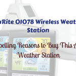 AcuRite 01078 Wireless Weather Station