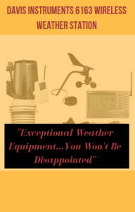 Davis Instruments 6163 Wireless Weather Station