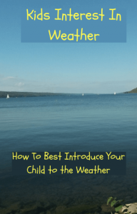 Kids Interest In Weather