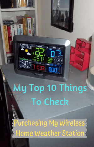 A Guide For Purchasing a Wireless Home Weather Station-Top 10 Problems