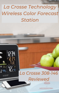 La Crosse Technology Wireless Color Forecast Station