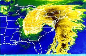 Winter 93 East Coast Cyclone