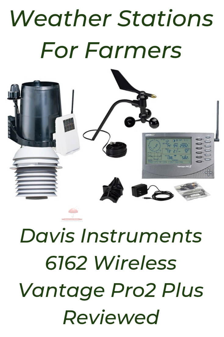 Davis Instruments 6162 Wireless Vantage Pro2 Plus