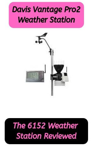 Davis Vantage Pro2 Weather Station-6152 Reviewed
