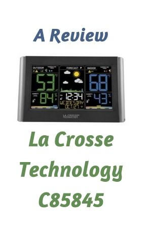 La Crosse Technology C85845 Reviewed